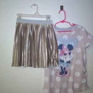 Skirt and Tee Bundle